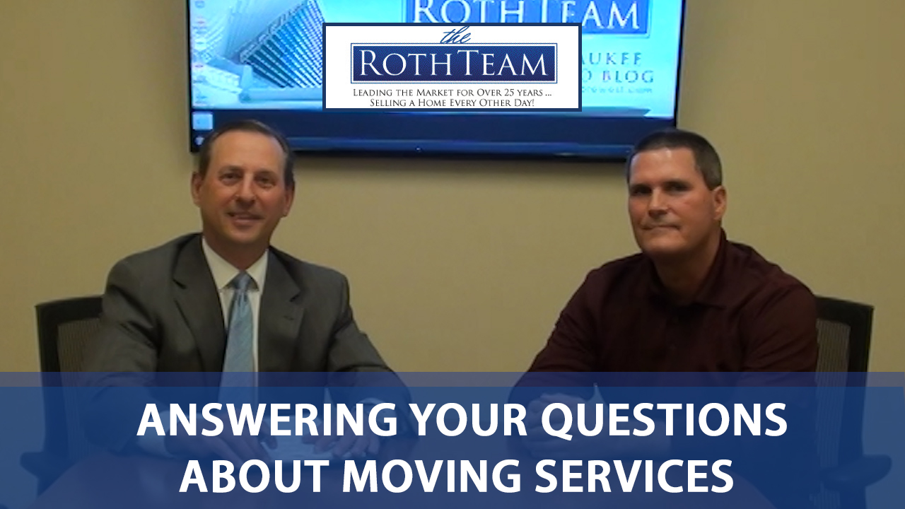 Q&A About Moving Services