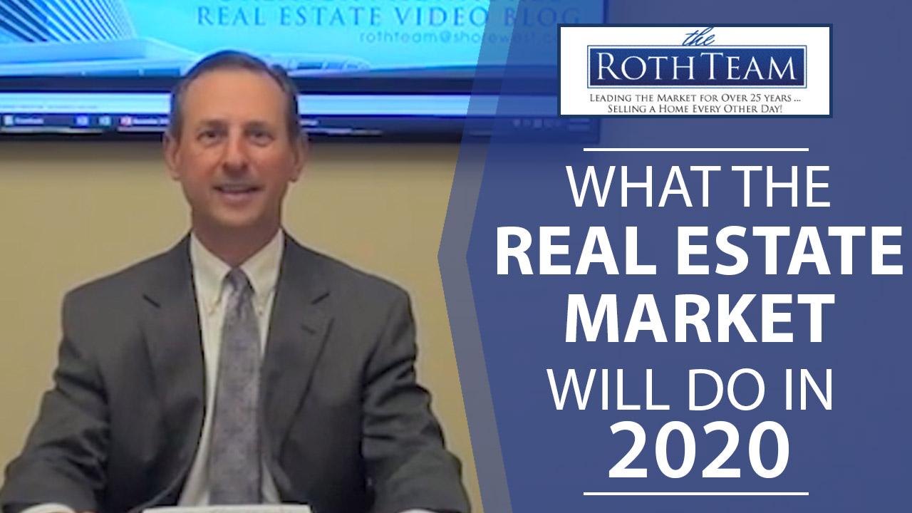 What the Real Estate Market Will Do in 2020