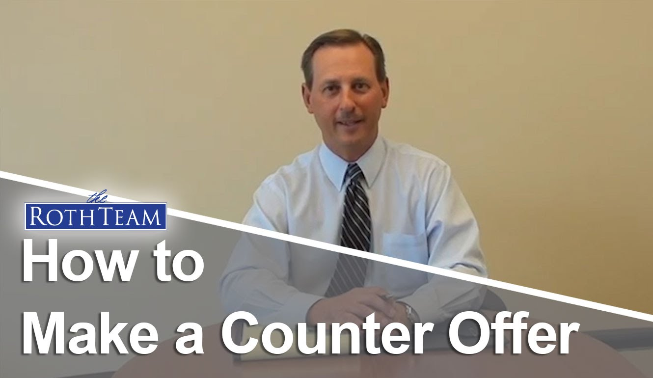 How Can a Counter Offer Help You Get the Deal You Want in a Real Estate Transaction?