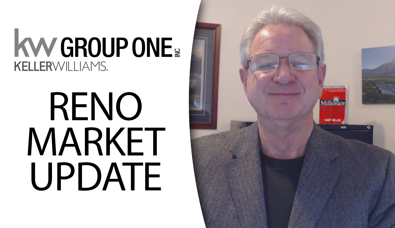 Your Latest Reno Real Estate Market Update