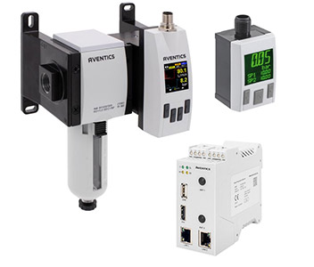 Smart Pneumatics Digital TransformationCollect actionable data from your machine