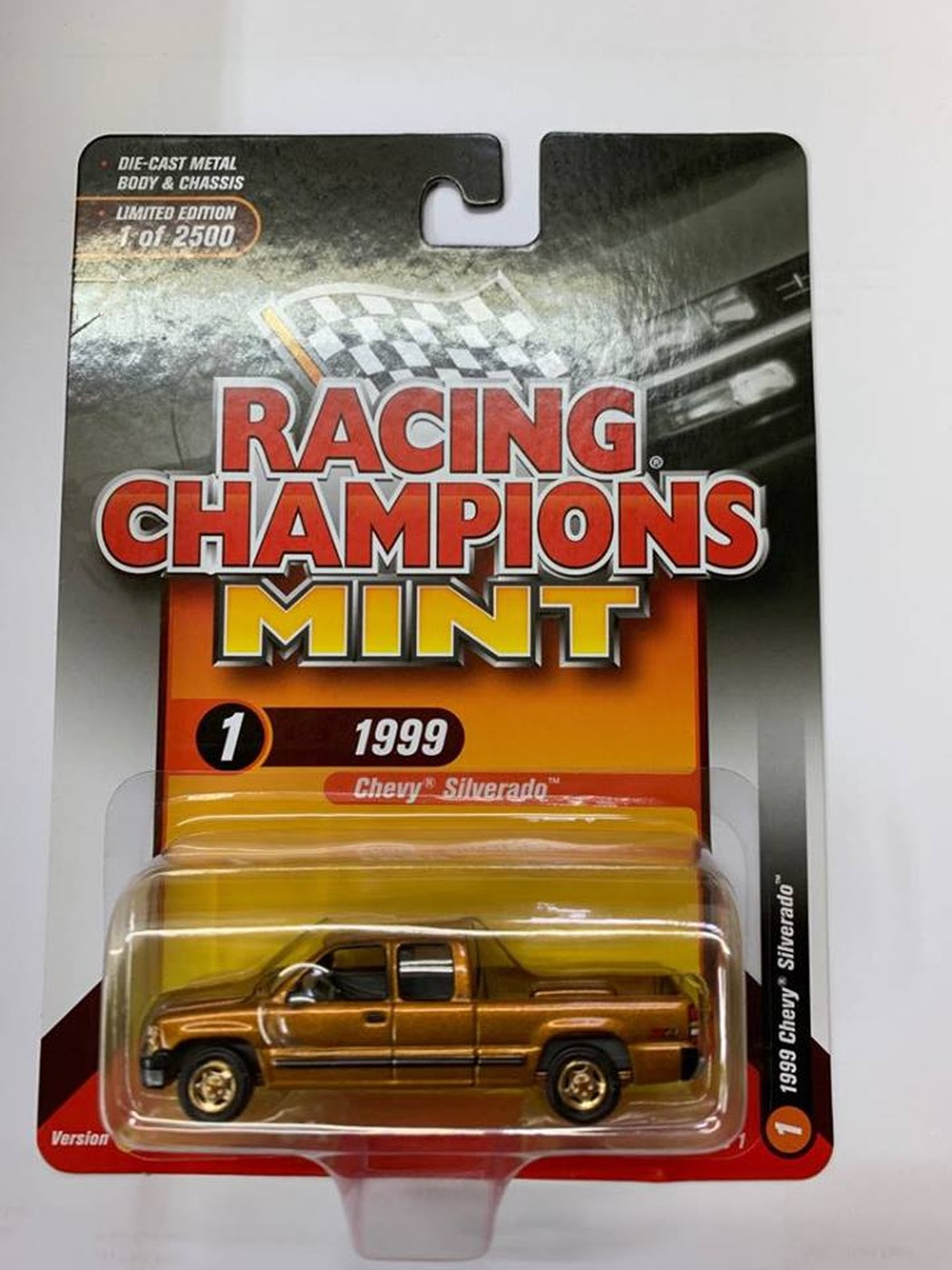 Racing Champions 2018 Release 1