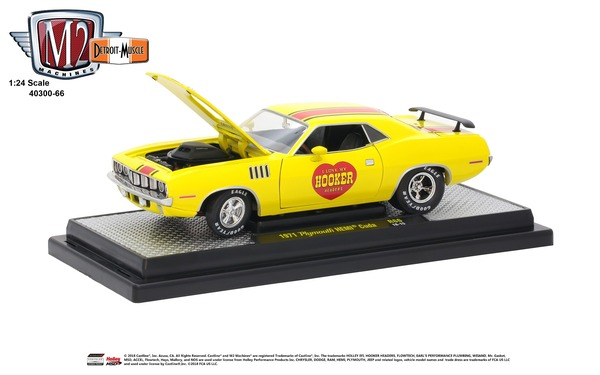 1:24 - (sold as single's)