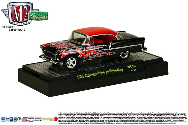 Wild Cards 1:64 scale