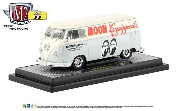 Mooneyes VW Kombi