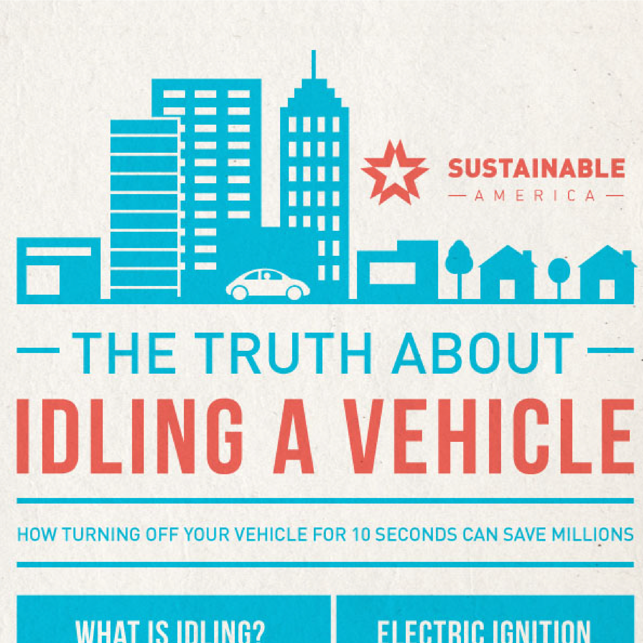 Infographic: The Truth About Idling a Vehicle