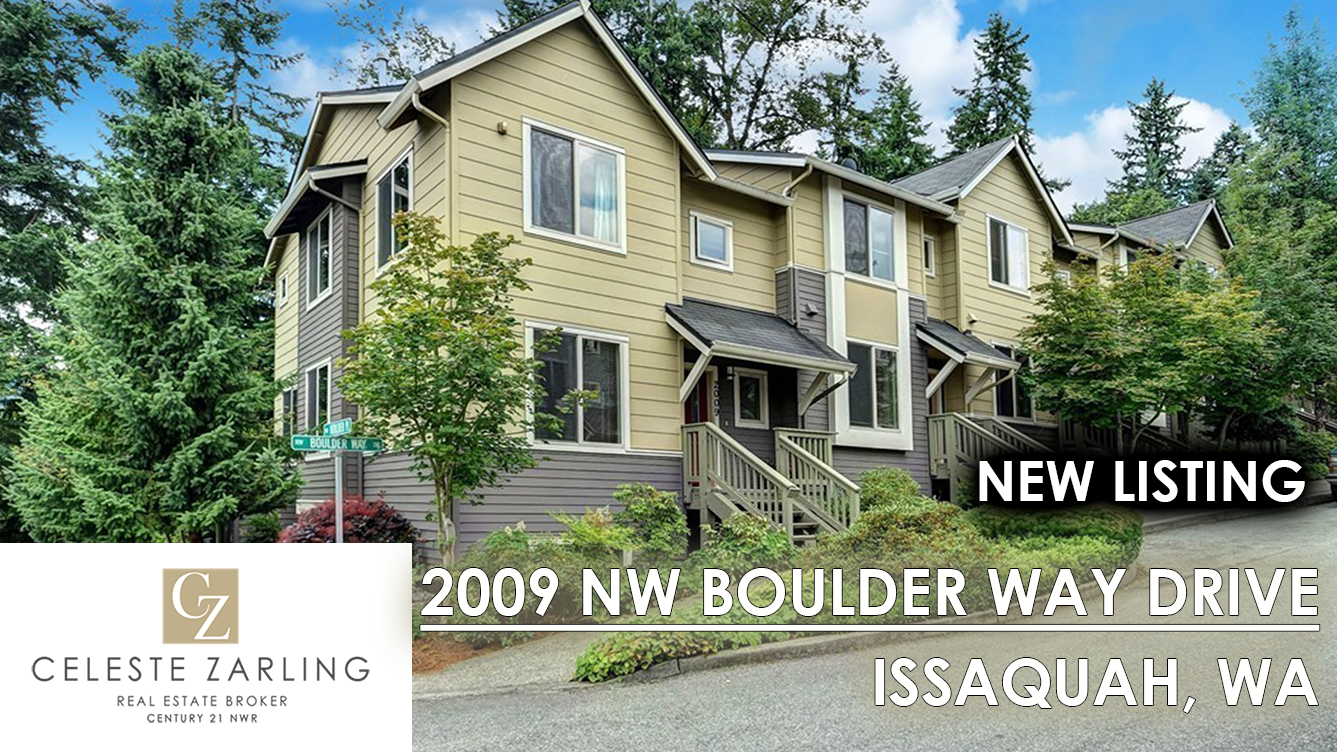 Open House Tour: 2009 NW Boulder Way Drive, Issaquah, WA 98027