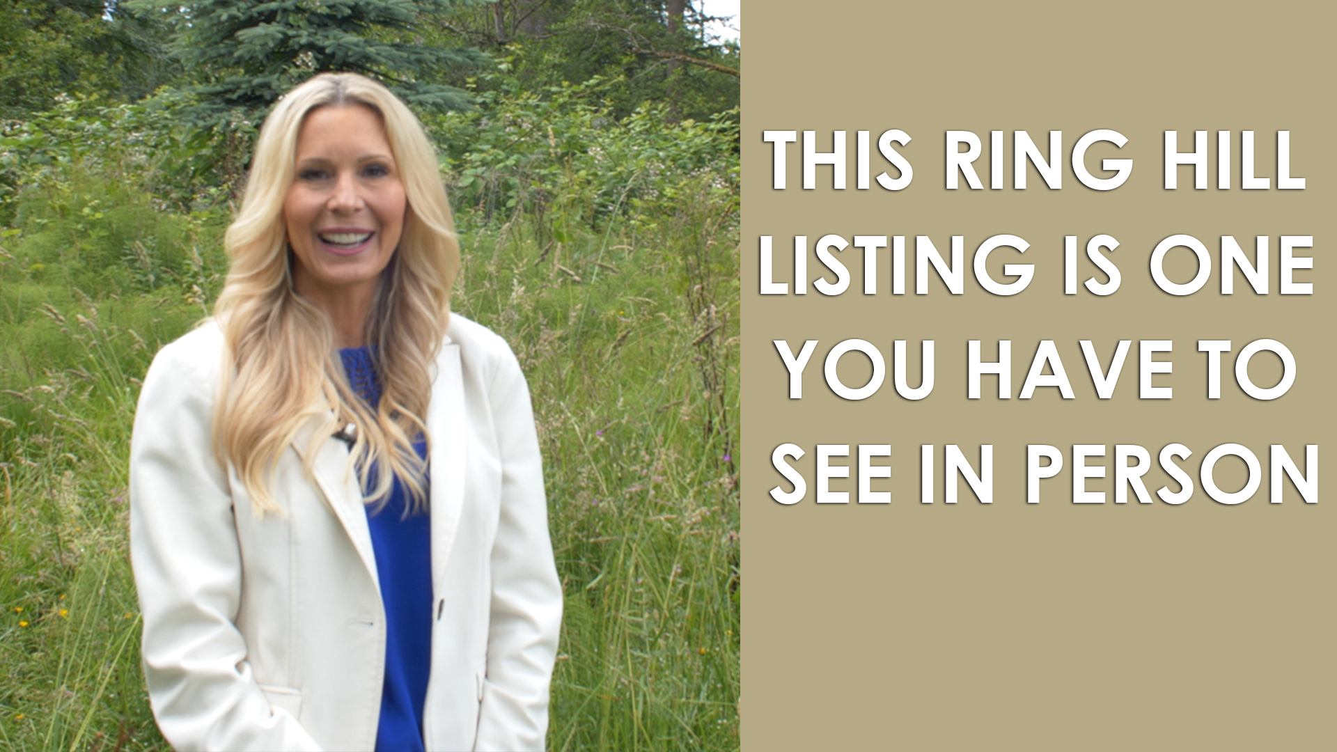 This Ring Hill Listing Is One You Have to See in Person