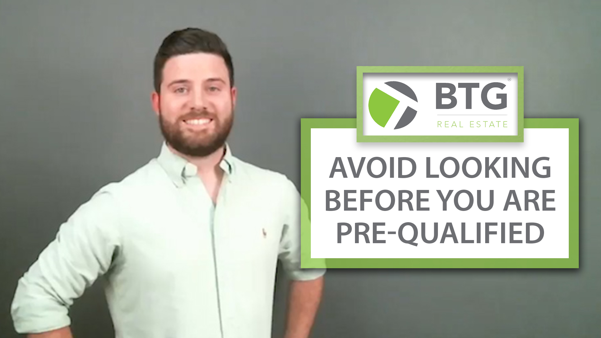 Get Pre-Qualified Before You Look