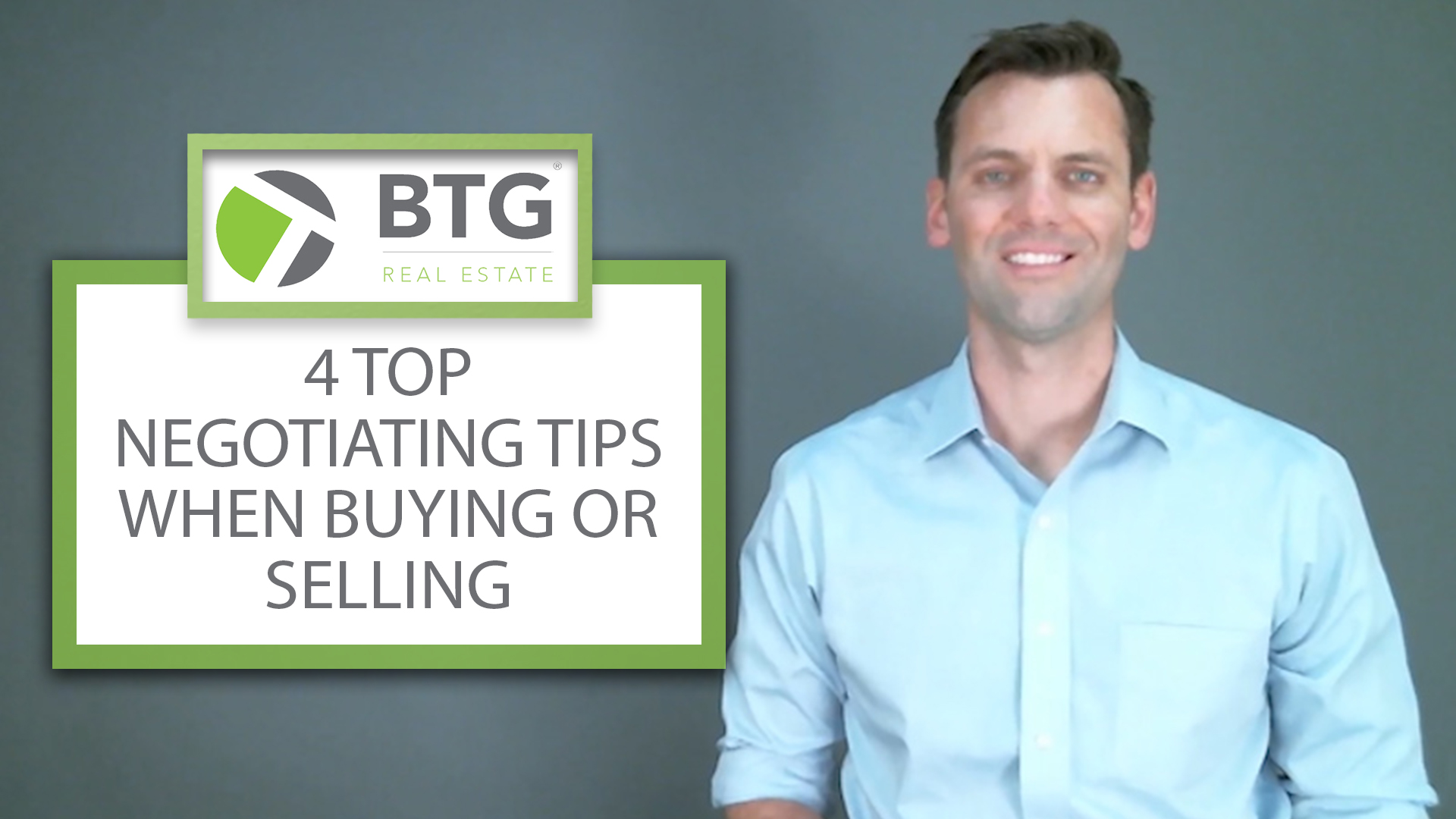4 Negotiating Tips Both Buyers and Sellers Can Use