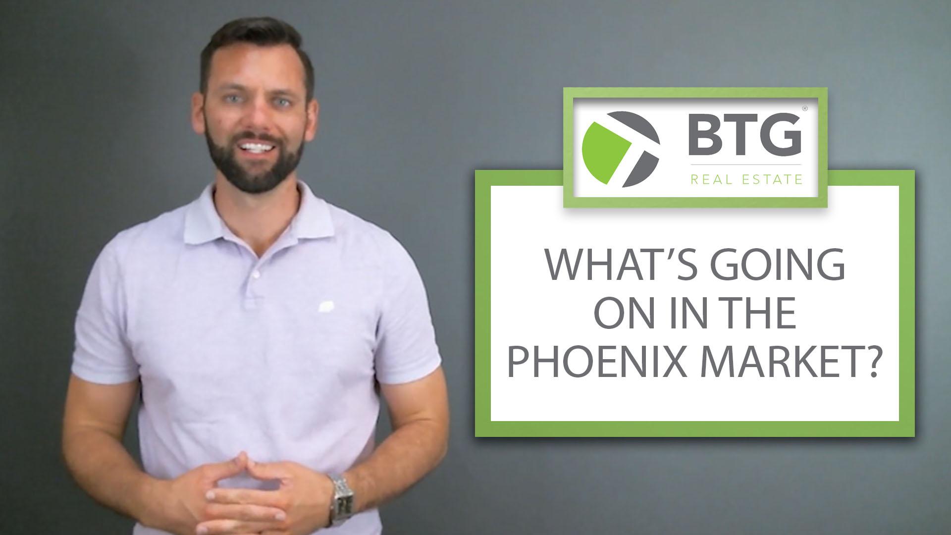 Your 2018 Phoenix Real Estate Market Update