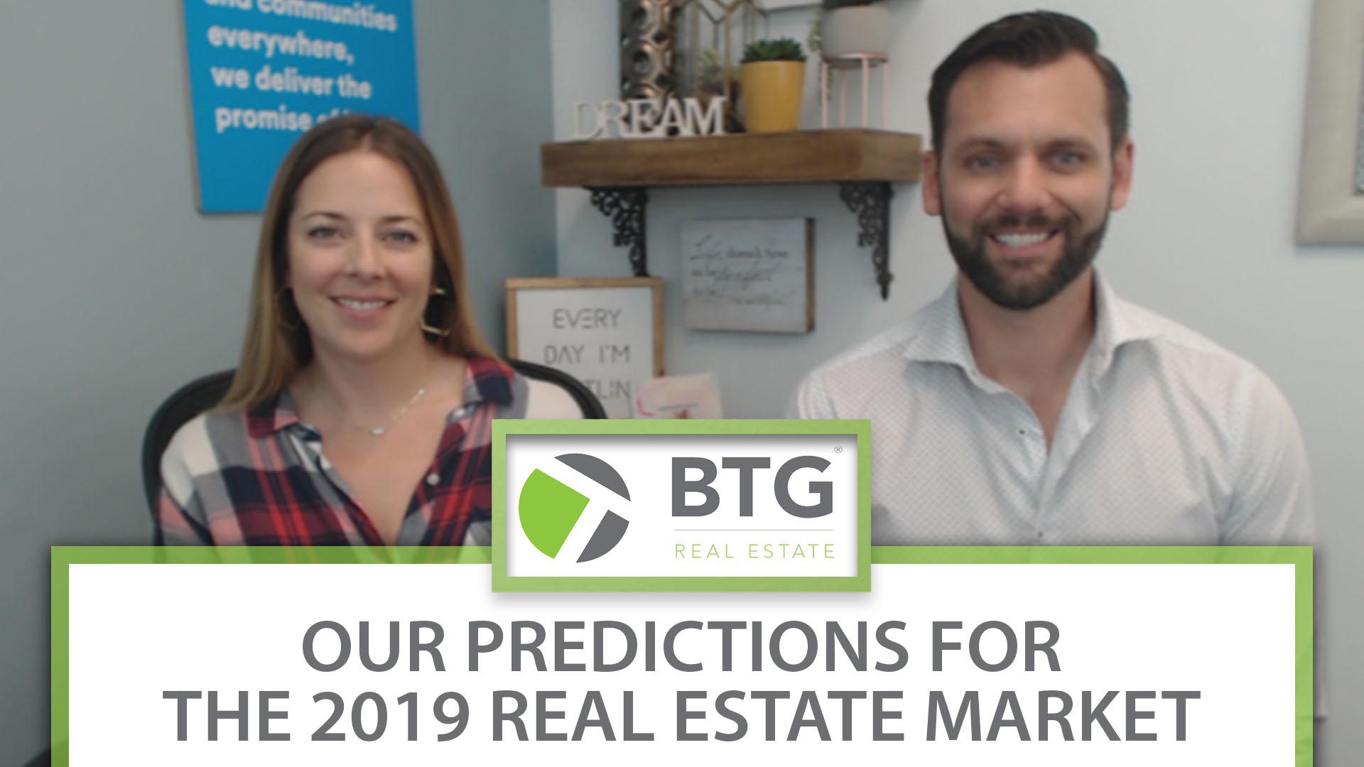 2019 Market Predictions