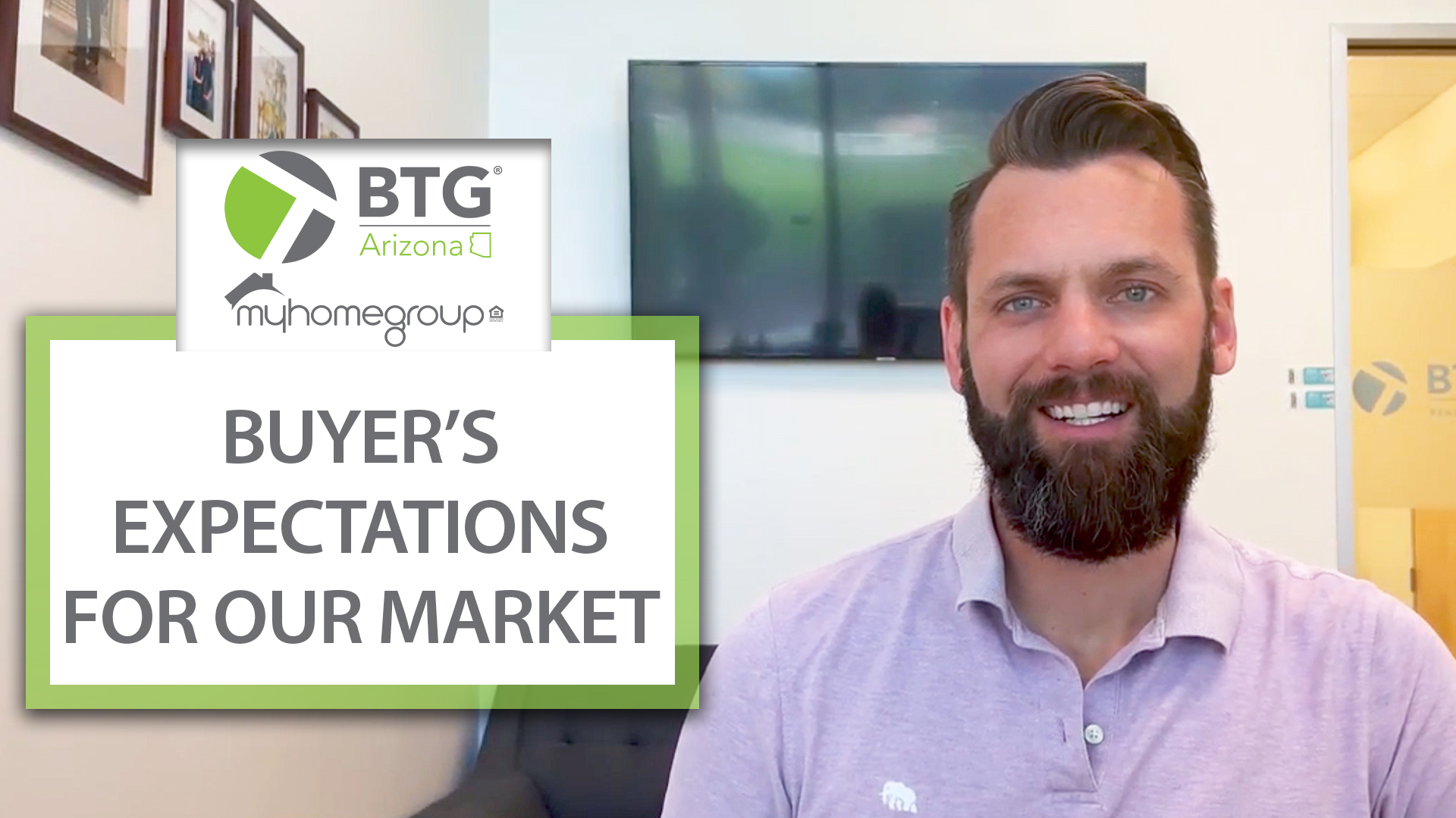 Managing Buyer Expectations in Our Market