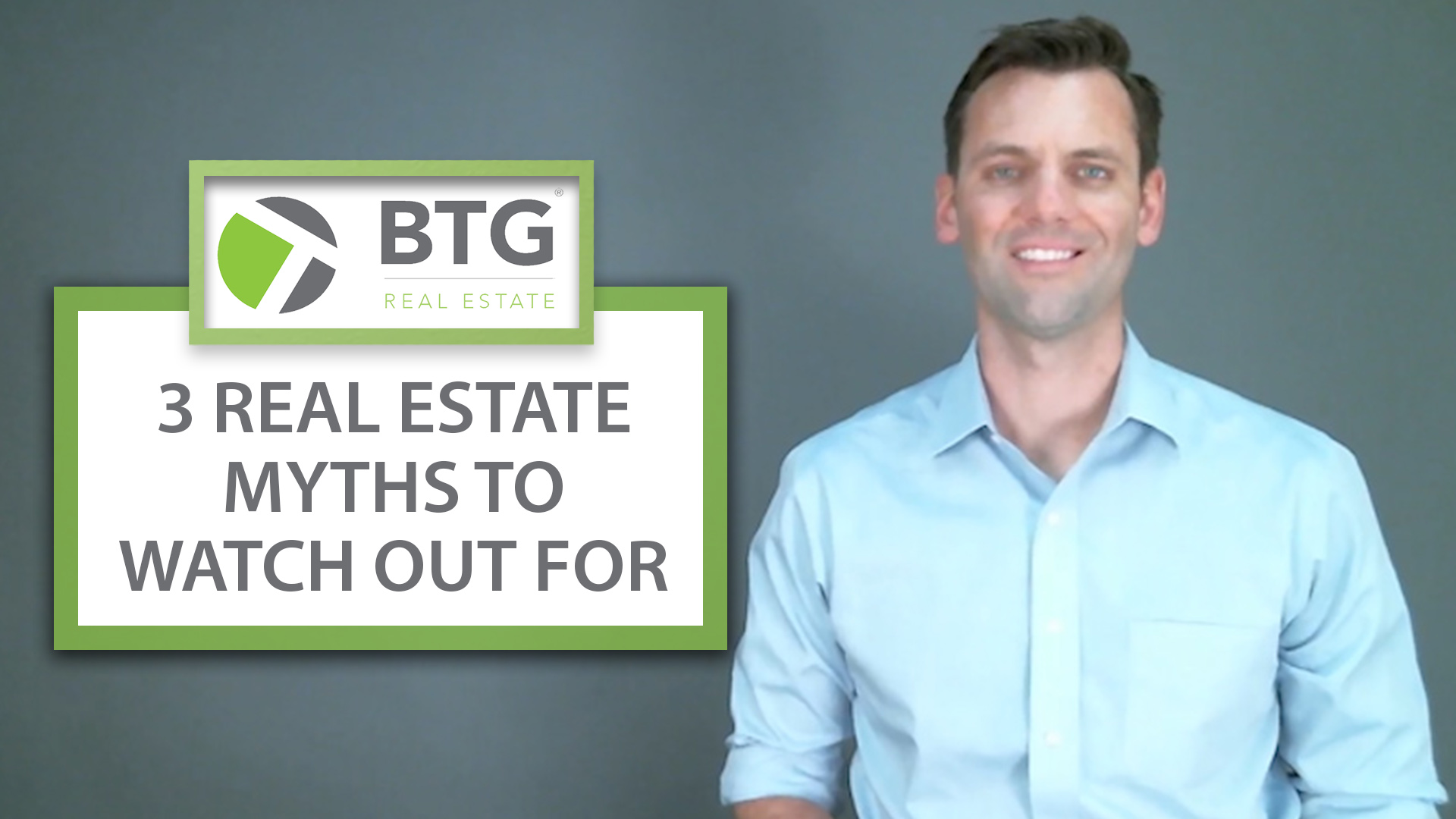 Busting 3 Common Real Estate Myths