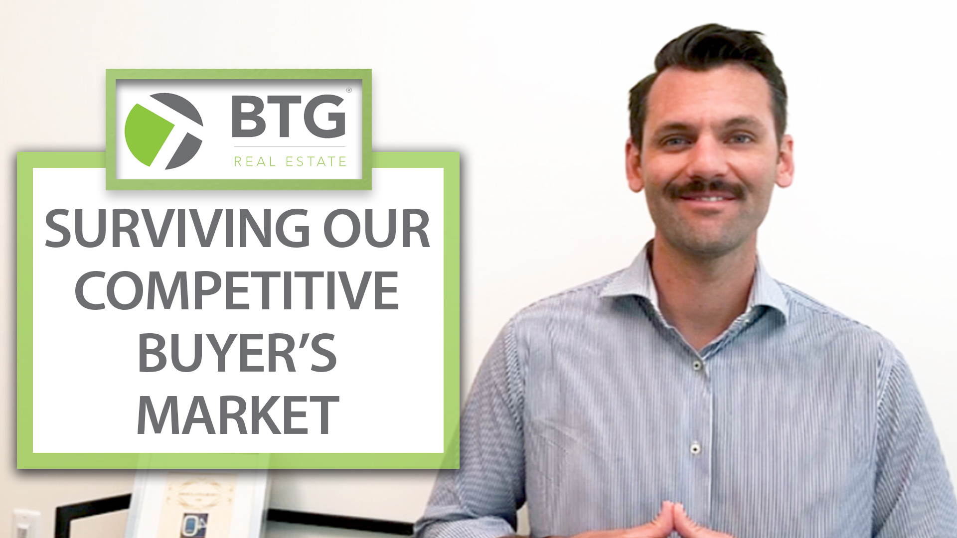 What 3 Tips Do Buyers Need to Remember to Survive in Our Market?