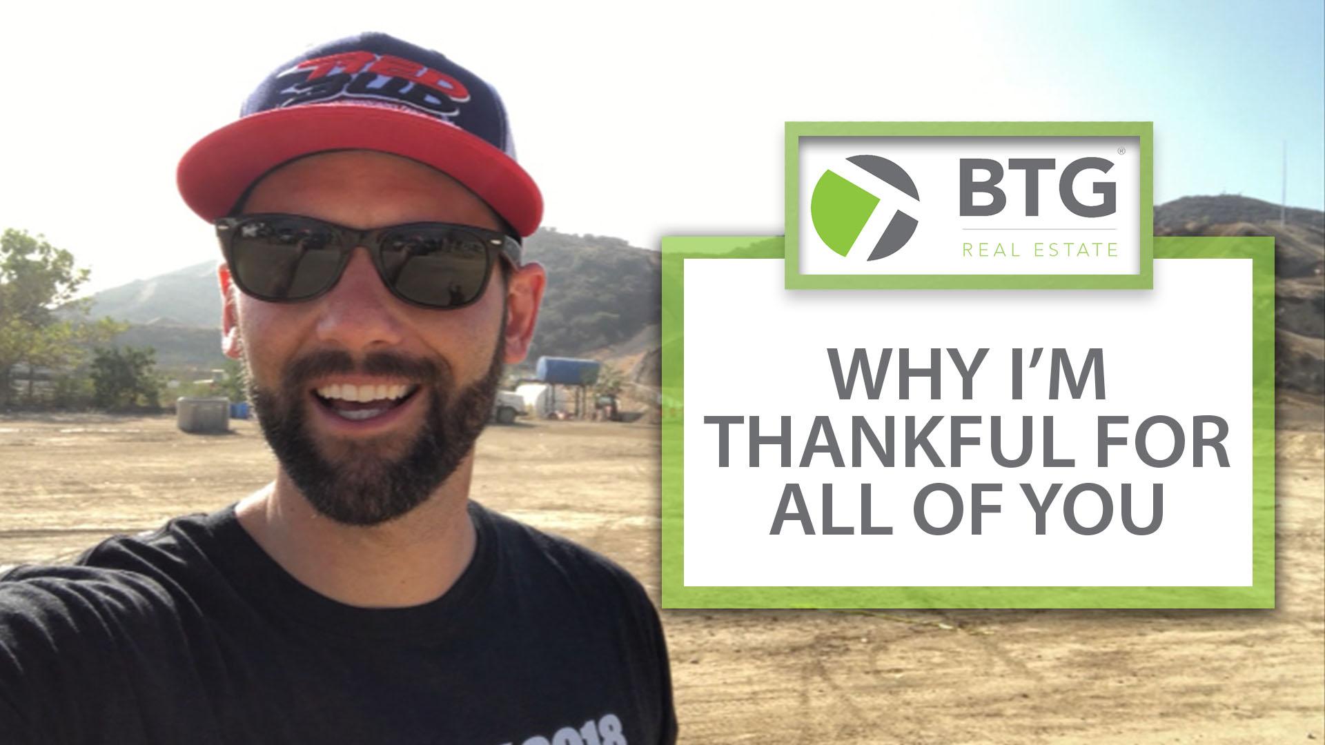 A Message of Gratitude for You