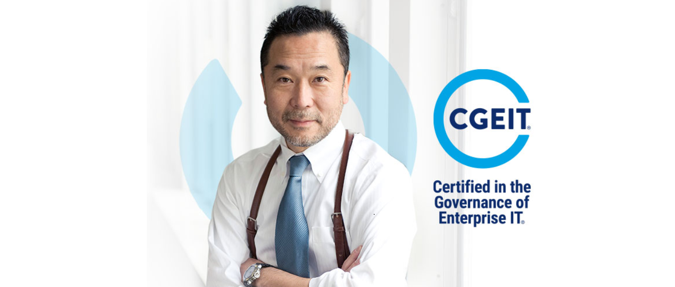 CGEIT - Certified in the Governance of Enterprise IT