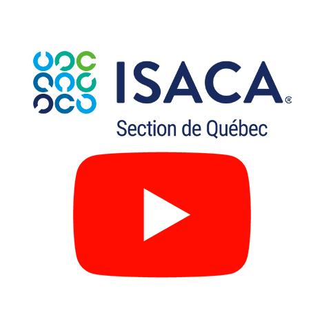 ISACA Québec est sur YouTube