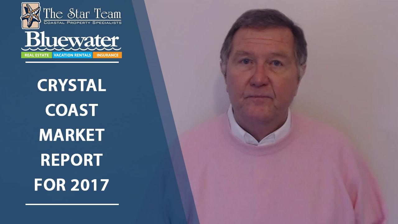 2017 Crystal Coast Real Estate Market Report