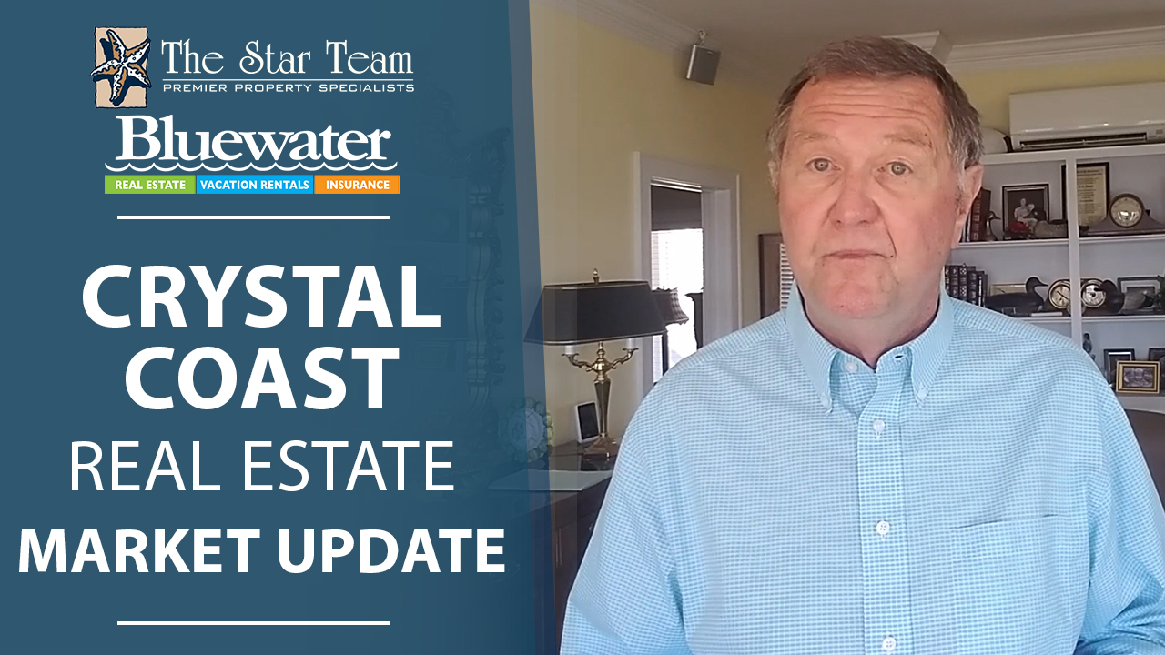 A 1st Quarter Report for Crystal Coast Real Estate
