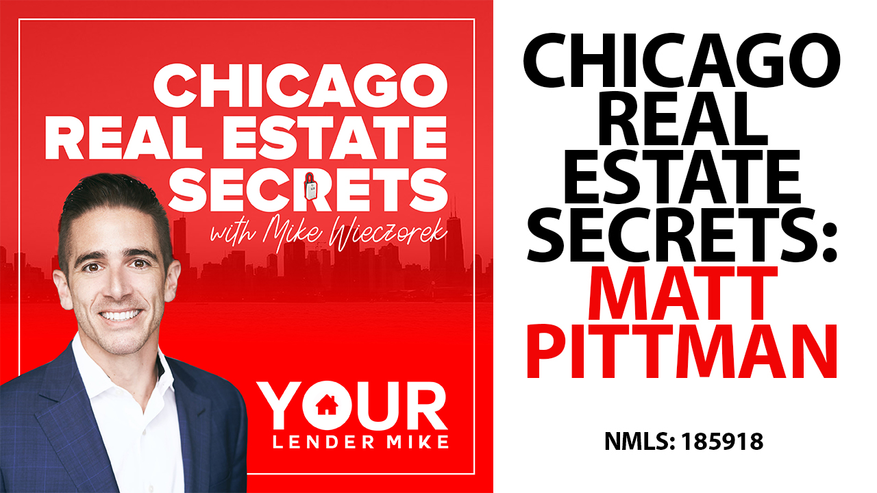 Q: What Were Matt Pittman's Secrets to Success?