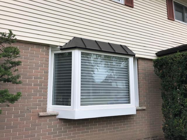 Custom Flashing Bay Window
