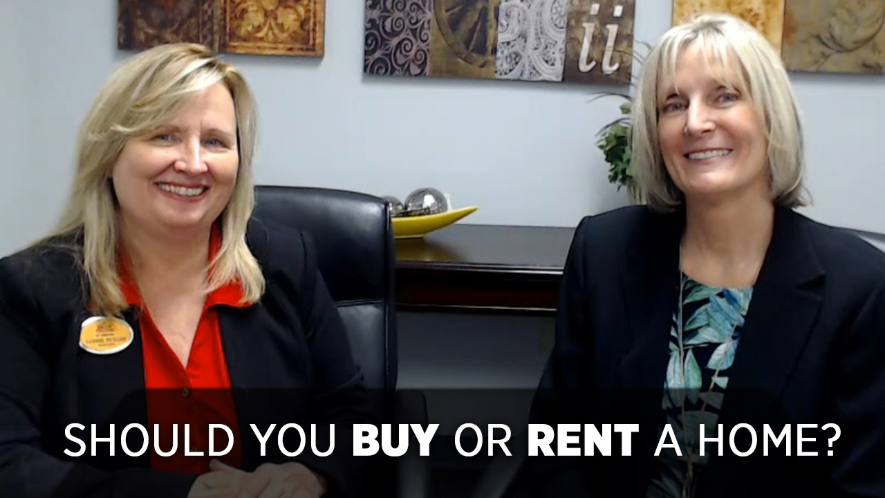 Is It Better to Rent or Buy A Home?