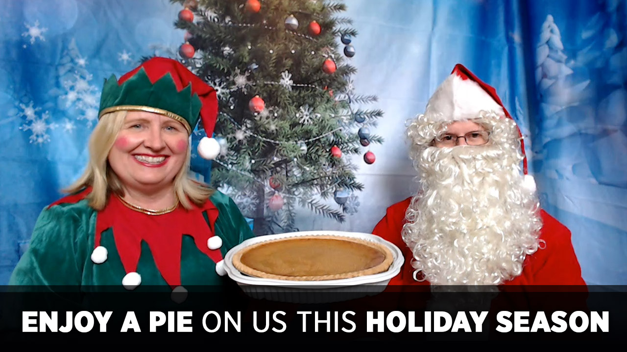 Our Annual Holiday Pie Giveaway Is Almost Here