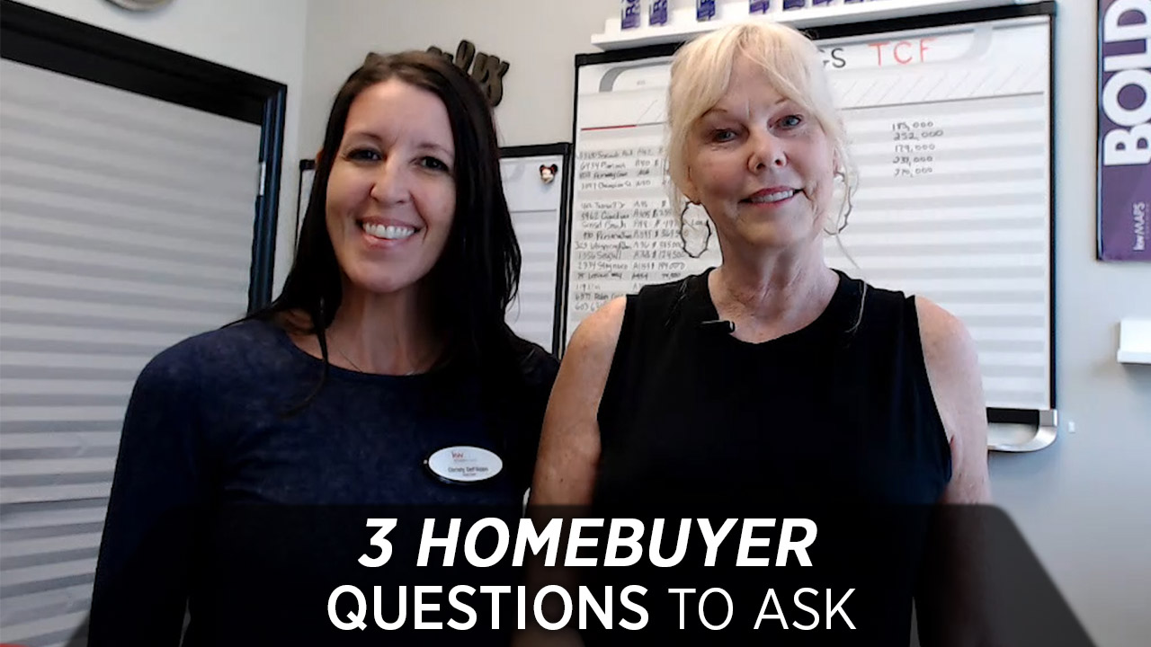 What Questions Should Homebuyers Be Asking?