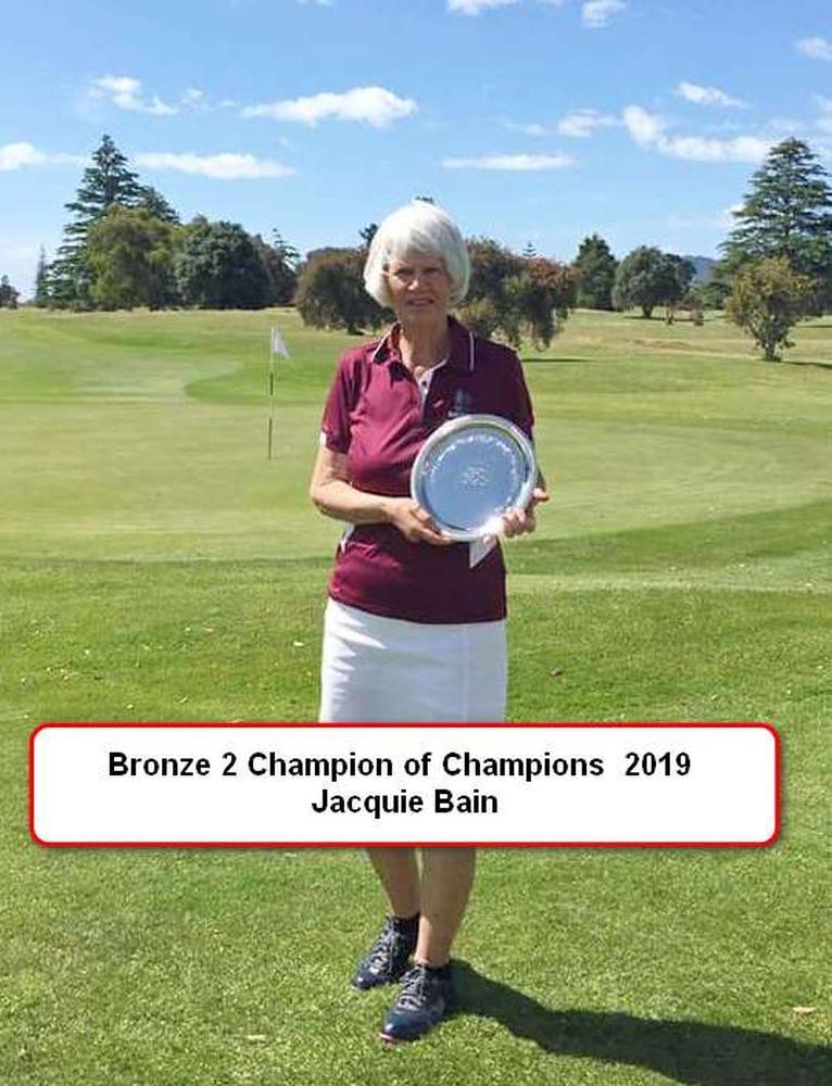 Ladies Champion of Champion-17th November 2019