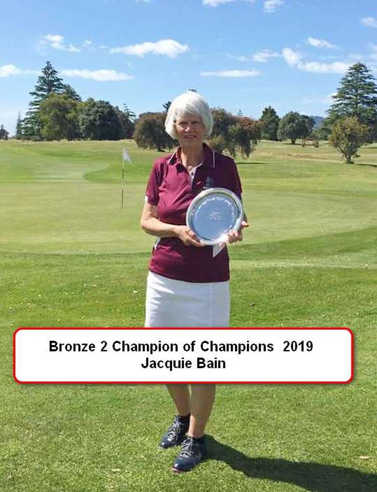Ladies Champion of Champion-17th November 2019