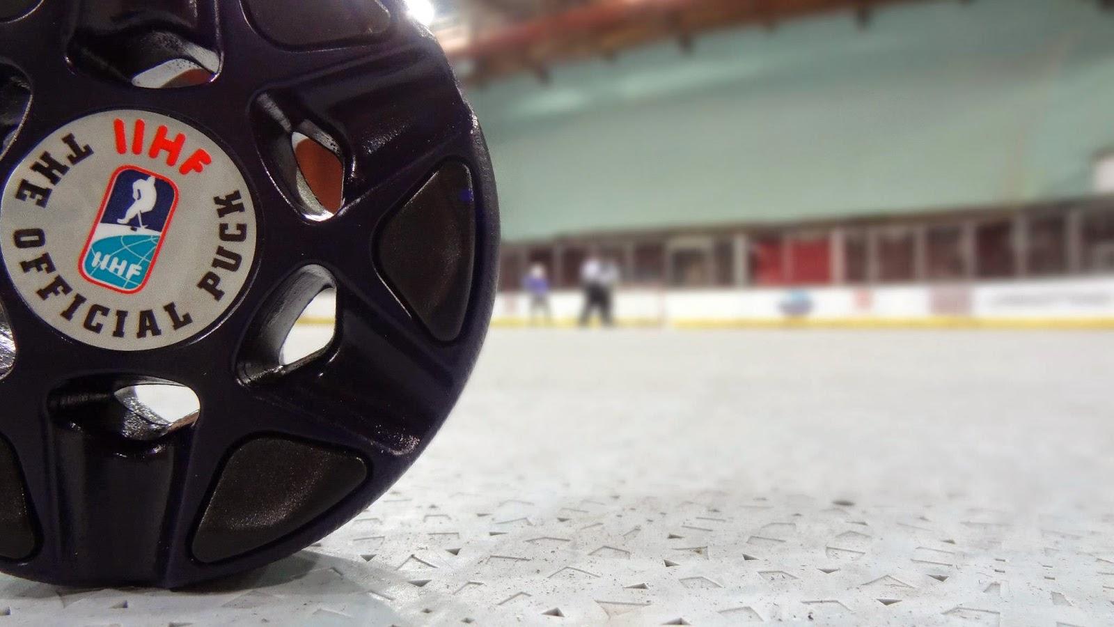 Trials for IIHF