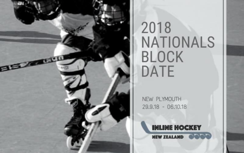Nationals Block Schedule 2018