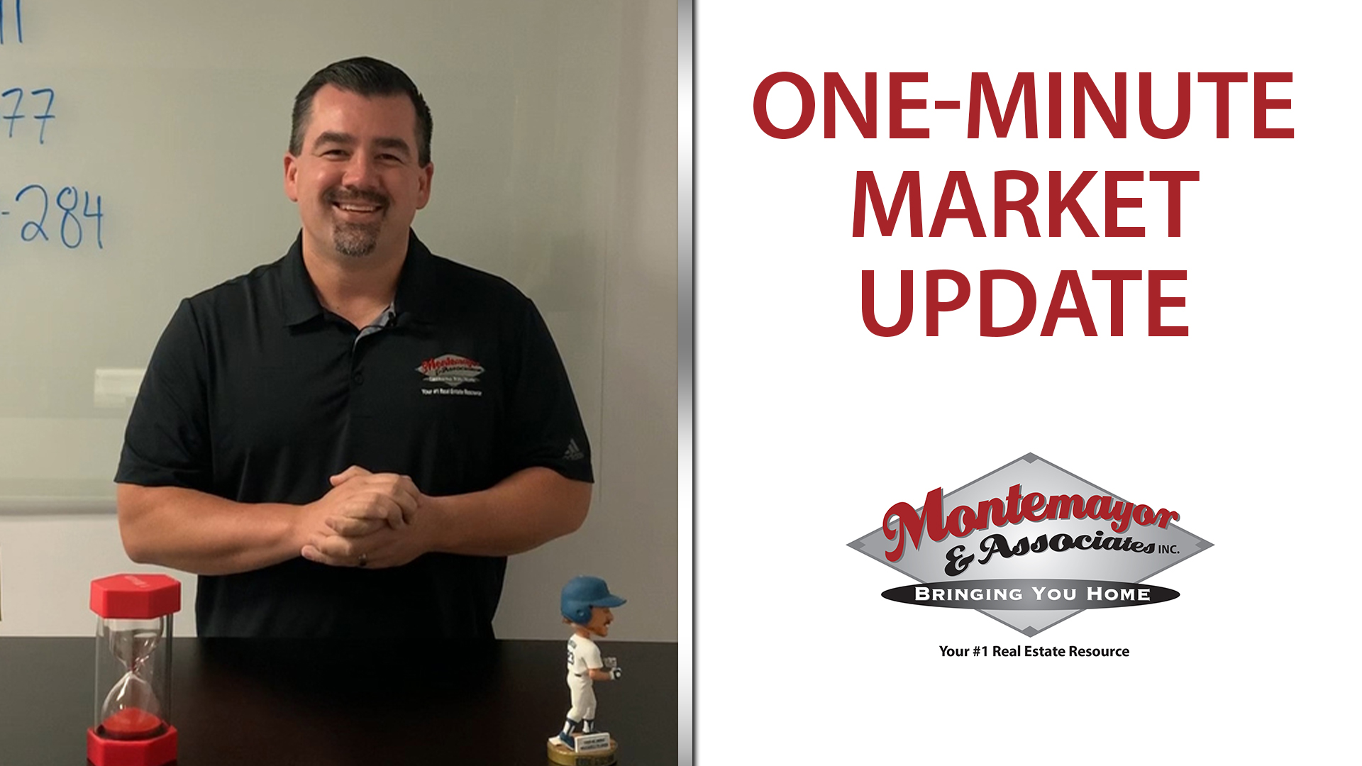A November One-Minute Market Update