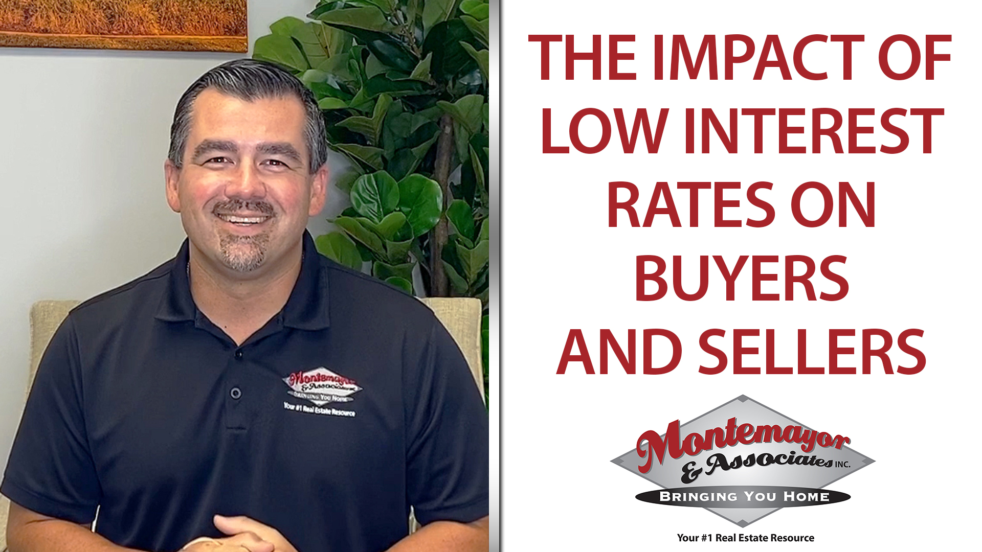 How Do Low Interest Rates Impact Buying and Selling?