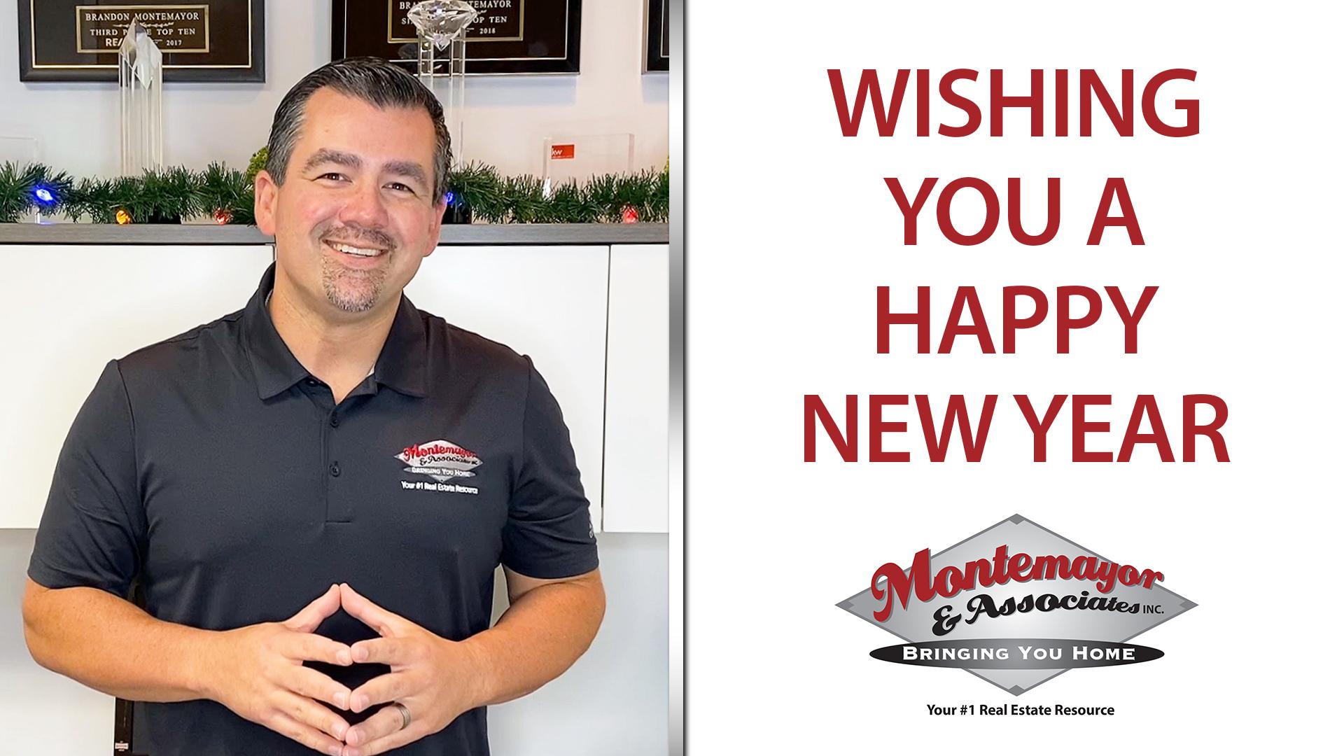Montemayor & Associates Wish You a Happy New Year