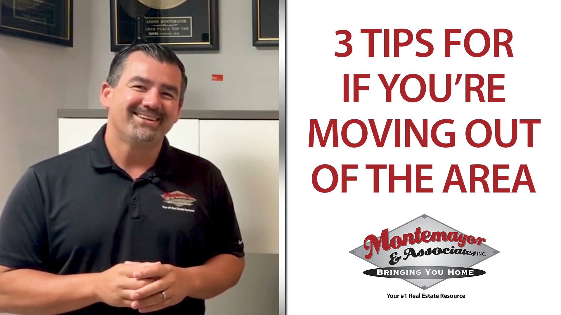 Are You Moving Out of the Area?