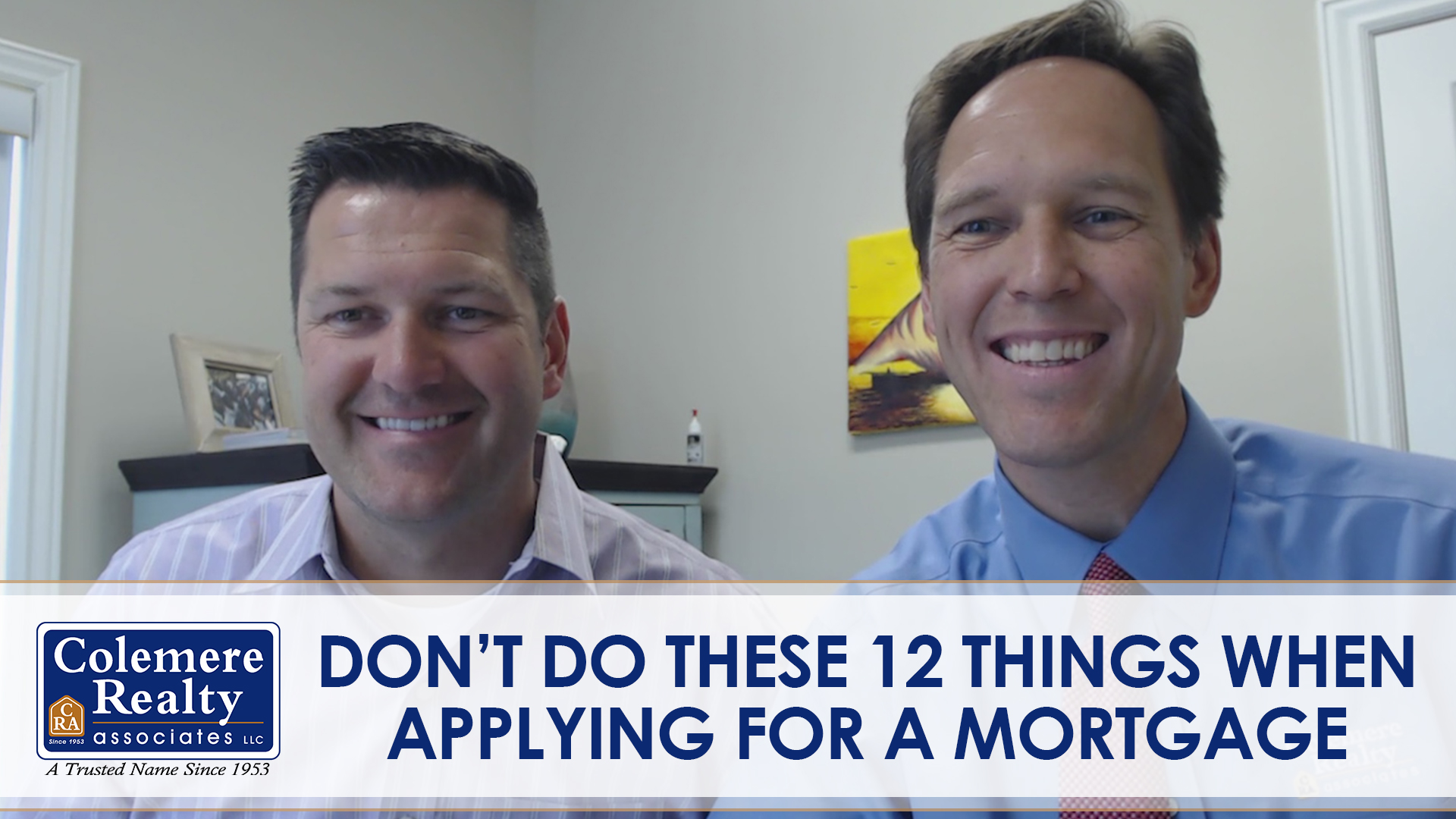 12 Things Not to Do While Getting a Mortgage
