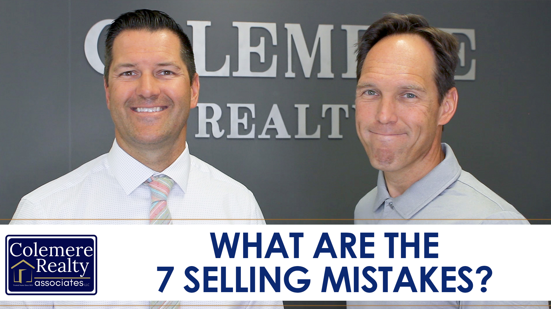 Which 7 Mistakes Will Hurt Your Home Sale?