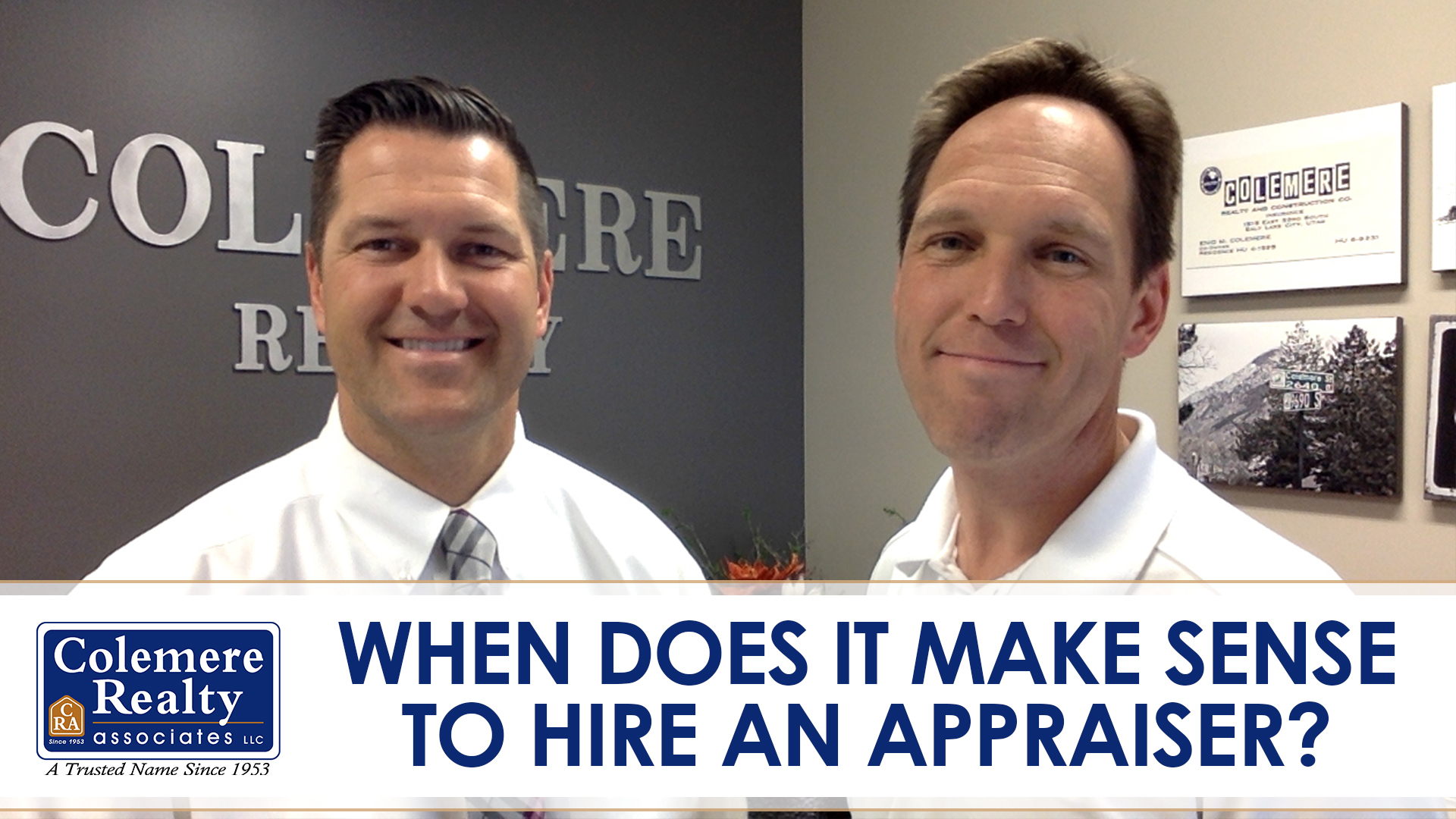 3 Times You Should Hire an Appraiser Before Selling
