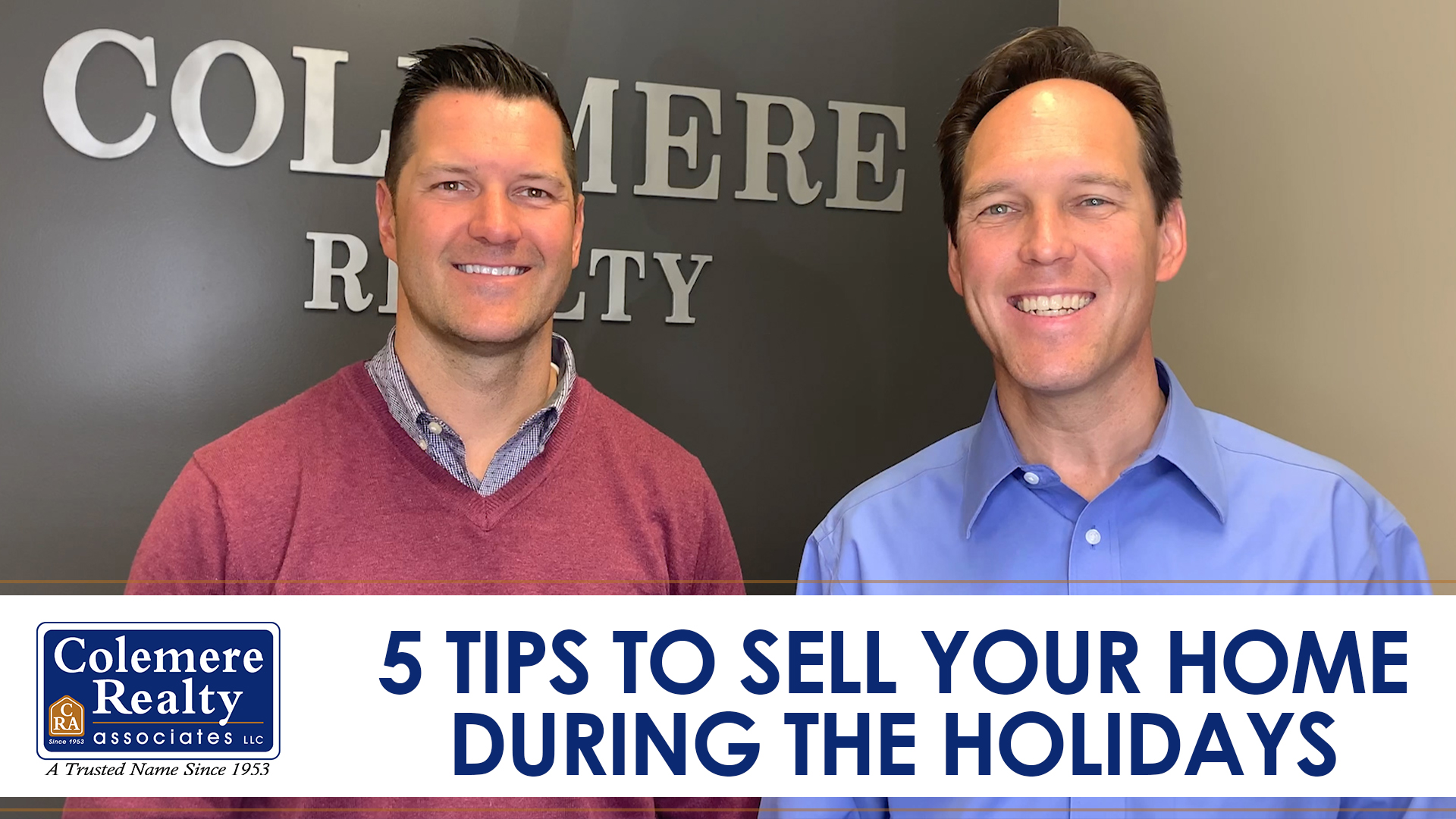 The Keys to a Successful Holiday Home Sale