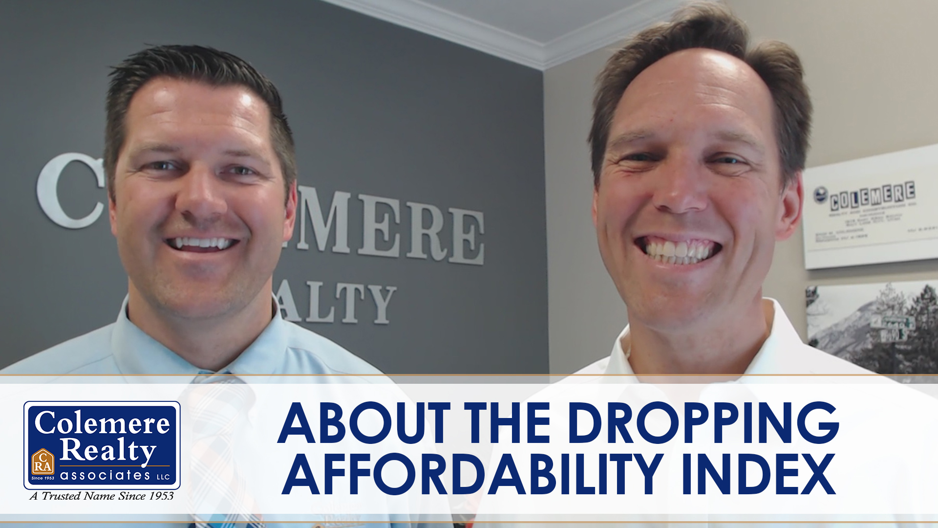 The Affordability Index and What It Means to You
