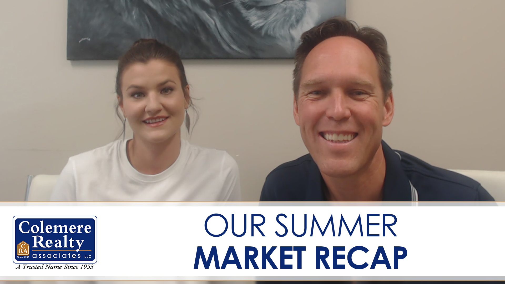 Recapping Our Summer Market