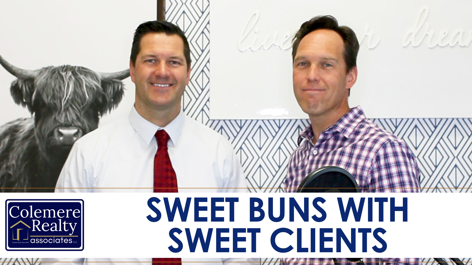 Sweet Buns For Sweet Clients March 25 & 26, 2-6