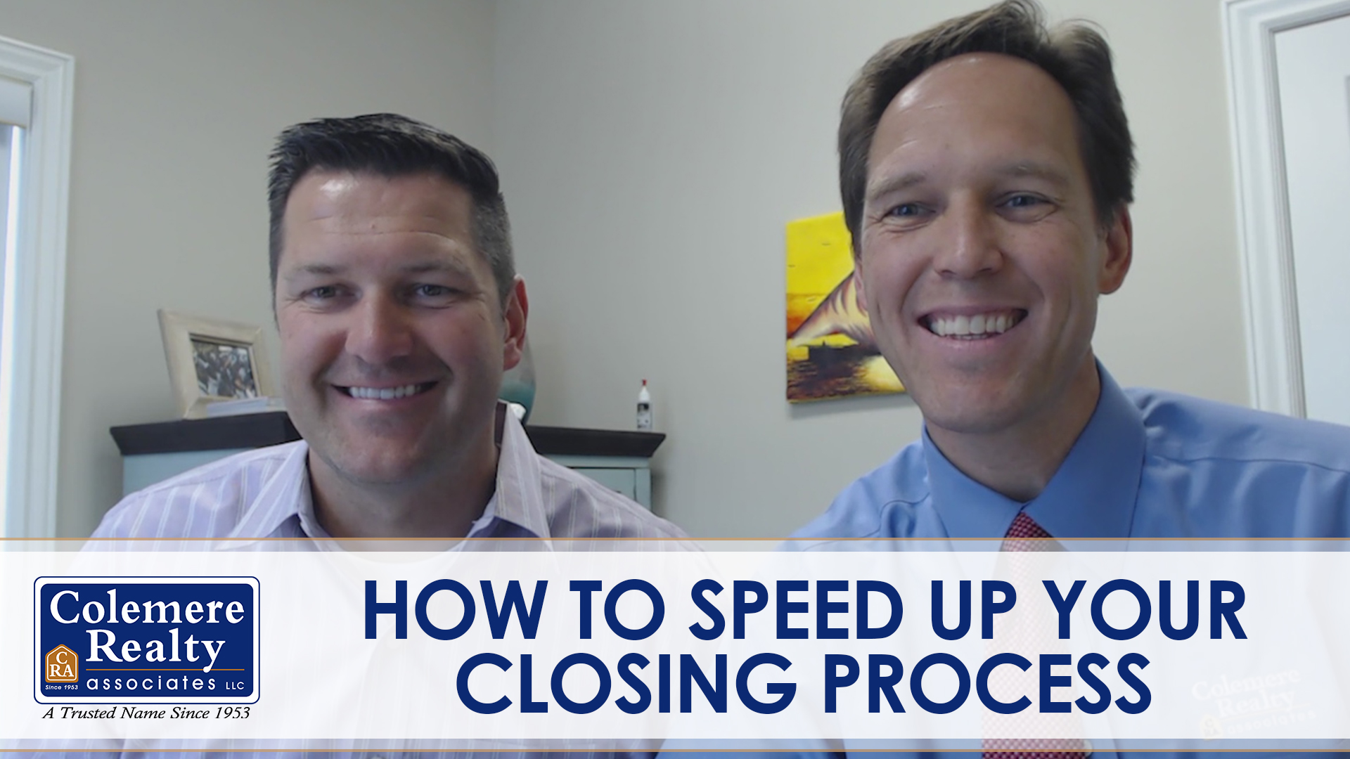How Can You Ensure a Quick Closing?