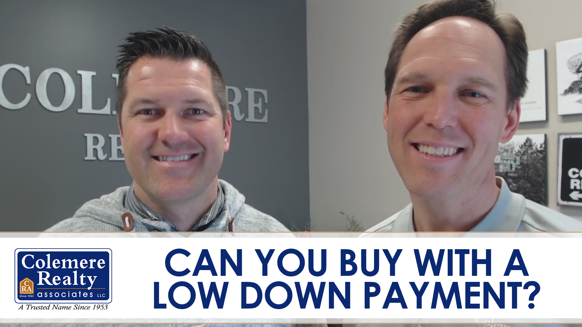 Are There Opportunities to Buy With a Low Down Payment?