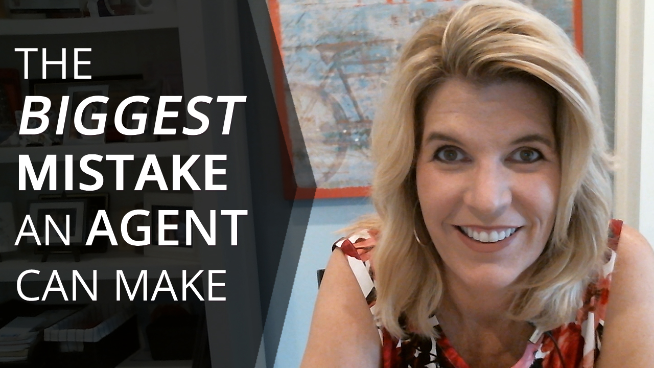 Why Overpricing Is the Worst Mistake an Agent Can Make