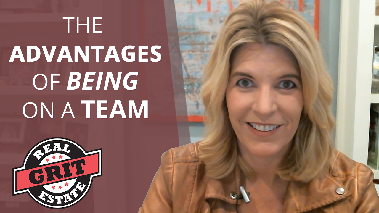 What Are the Benefits of Joining a Real Estate Team?