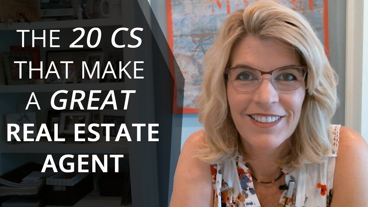 The 20 C's of Real Estate
