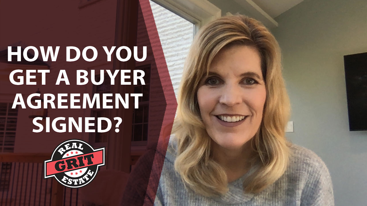 A Step-By-Step Guide to Getting a Buyer Agreement Signed